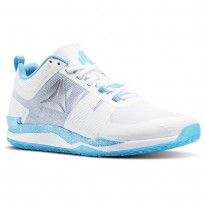 Training Shoes Reebok Jj One Mens White/Black/Blue/Silver BD4883