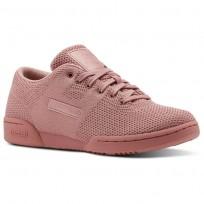 Reebok Workout Schuhe Damen Rosa/Weiß BS9094