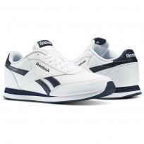 Reebok Royal Classic Jogger Schuhe Herren Weiß/Navy AR2136