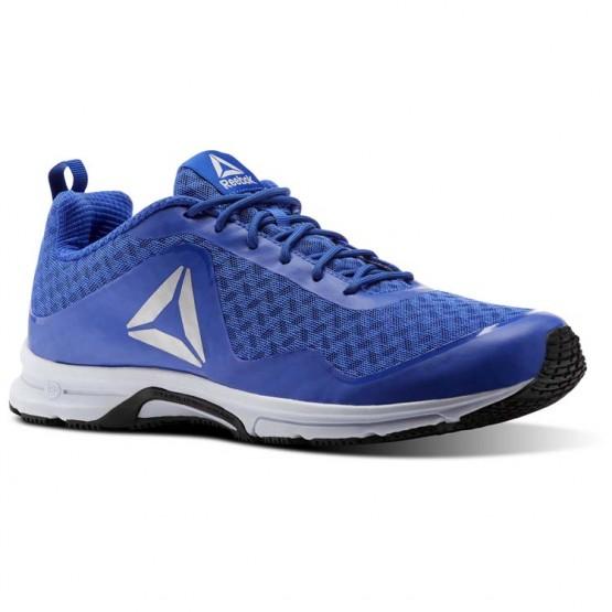 Reebok Triplehall 7.0 Shoes Mens Blue/Royal/White CM9006