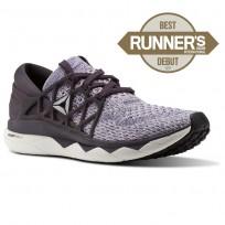 Reebok Custom Floatride Run Running Shoes Womens Purple CM9058