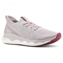 Reebok Floatride Rs Ultk Running Shoes Womens Light Pink CN2572