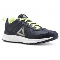 Reebok Almotio 4.0 Running Shoes Boys Navy CN4216
