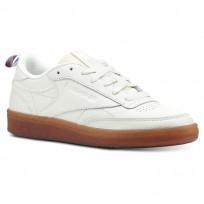 Reebok Club C 85 Schuhe Damen Weiß CN4053
