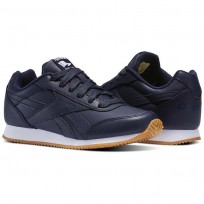 Reebok Royal Classic Jogger Schuhe Kinder Navy BS8014