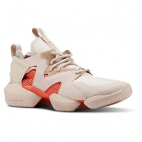 Reebok 3d Op. Shoes Mens Beige/Brown/Pink CN5626
