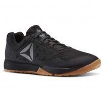 Reebok Crossfit Nano Shoes Mens Black/White BS5107