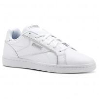 Reebok Royal Shoes Womens White/Silver CN3132