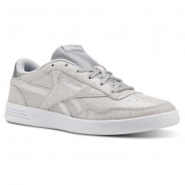 Reebok Royal Techque Shoes Womens Silver Metallic/White/Grey CN4288