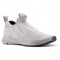 Reebok Pump Supreme Lifestyle Shoes Mens Lavender/Grey CN4758