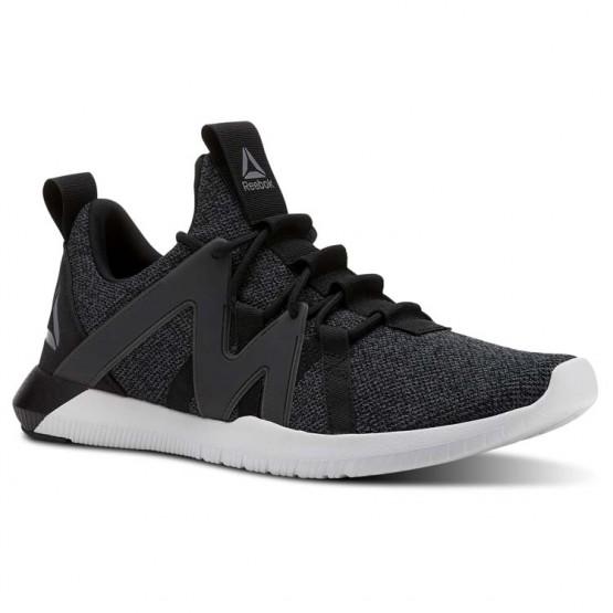 Reebok Reago Training Shoes Mens Black/Grey CN4628