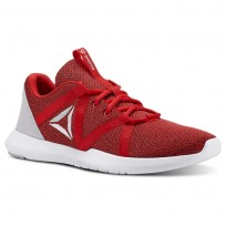 Training Shoes Reebok Reago Mens Red/Grey/White/Grey CN5130
