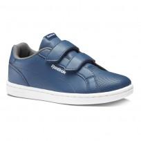 Reebok Royal Comp Schuhe Kinder Blau/Weiß CN4827