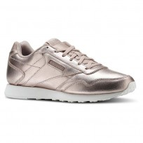 Reebok Royal Shoes Womens Rose Gold/White/Rose/Pink CN3122