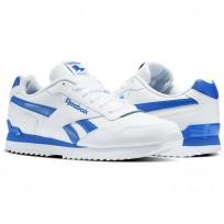 Reebok Royal Glide Schuhe Herren Weiß/Blau BS6805
