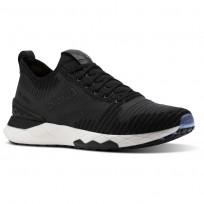 Reebok Floatride 6000 Lifestyle Shoes Mens Black/White CN1759