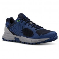 Walking Shoes Reebok Sawcut Mens Blue CN2396