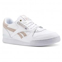 Chaussure Reebok Phase 1 Pro Homme Blanche/Grise CN3853