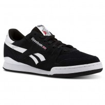 Reebok Phase 1 Pro Shoes Mens Black/White CN4980