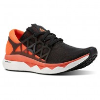 Reebok Floatride Run Running Shoes Mens Black/Red/White/Grey CN5228