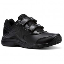 Walking Shoes Reebok Walk Mens Black BS9528
