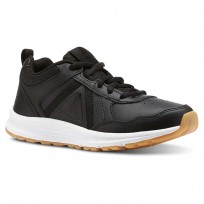 Reebok Almotio 4.0 Running Shoes Boys Black/White CN4223