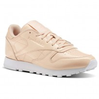 Zapatillas Reebok Classic Leather Mujer Rosas/Blancas CN0771