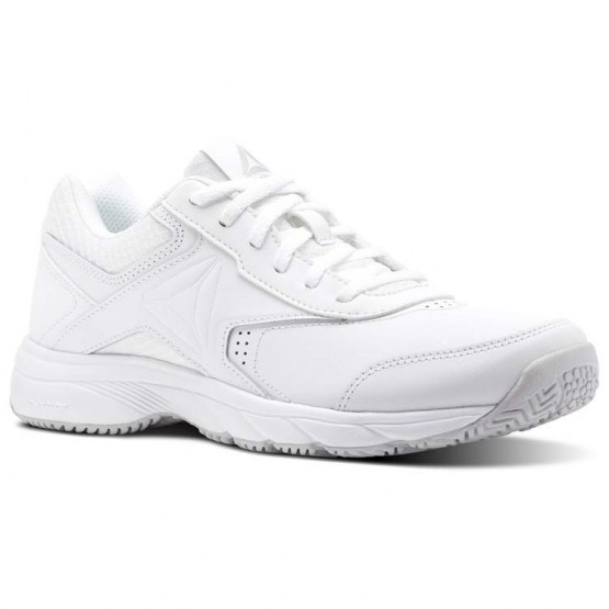 Reebok Walk Walking Shoes Womens White/Grey BS9525