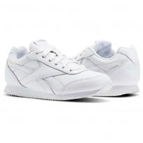 Shoes Reebok Royal Classic Jogger Kids White V70492
