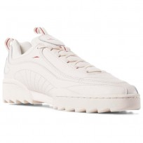 Reebok Rivy X Ripple Shoes Mens Grey/Black DV6621