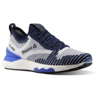 Reebok Floatride 6000 Lifestyle Shoes Mens Navy/Blue/White CN2232