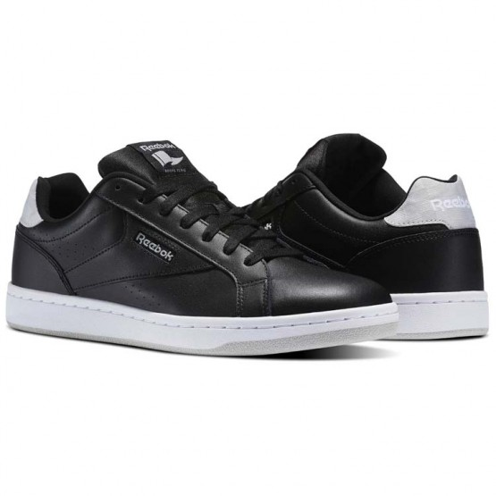 Reebok Royal Complete Shoes Mens Black/Grey/White BS8195