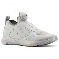 Running Shoes Reebok Pump Supreme Style Mens Gold CN4584