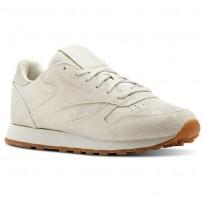 Reebok Classic Leather Schuhe Damen Weiß CN4022