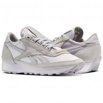 Shoes Reebok X Face Stockholm Womens Grey/White BS7877