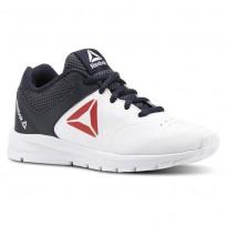 Running Shoes Reebok Rush Runner Boys White/Navy/Red CN5323