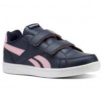 Zapatillas Reebok Royal Prime Niña Azul Marino/Rosas Claro/Blancas CN4783