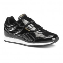 Shoes Reebok Royal Classic Jogger Girls Black/Gold DV3667