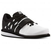 Zapatillas Reebok Lifter Pr Hombre Blancas/Negras CN4513