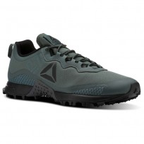 Reebok All Terrain Running Shoes Mens Grey/Black/Grey CN5244