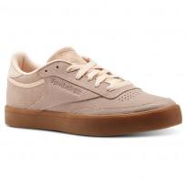 Reebok Club C 85 Schuhe Damen Rosa CM9866
