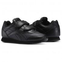 Shoes Reebok Royal Classic Jogger Kids Black V70471