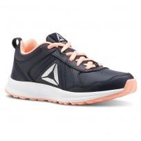Reebok Almotio 4.0 Running Shoes Girls Navy CN4231