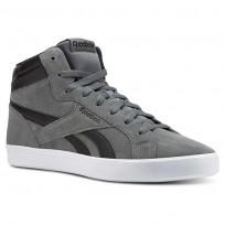 Reebok Royal Shoes Mens Black/White CN3190