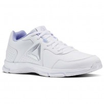 Reebok Express Running Shoes Womens Rose/Black/White/Grey BS8862