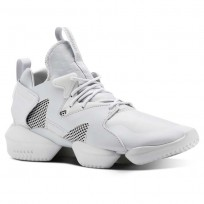 Reebok 3d Op. Shoes Mens Grey/Green/White CN3826