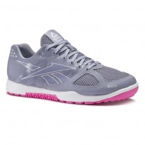 Reebok Crossfit Nano Shoes Womens Purple/White/Pink CN7124