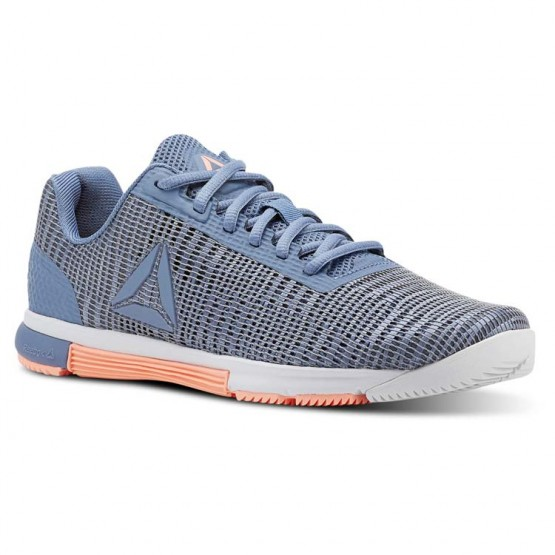 Reebok Speed Tr Flexweave™ Training Shoes Womens Blue/White/Pink CN5508