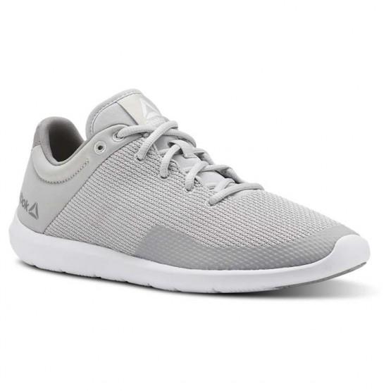 Studio Shoes Reebok Studio Basics Womens Grey/White CN4868