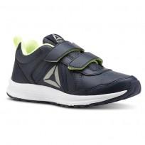 Reebok Almotio 4.0 Running Shoes Boys Navy CN4217